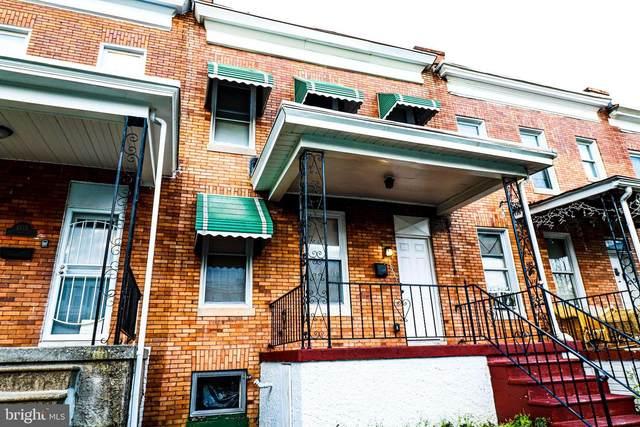 1533 N Smallwood Street, BALTIMORE, MD 21216 (#MDBA547824) :: Crossman & Co. Real Estate