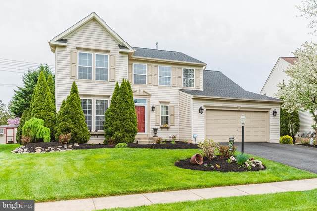 1017 Irwins Choice, BEL AIR, MD 21014 (#MDHR258996) :: The Dailey Group