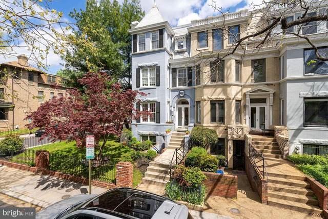 1633 Newton Street NW #2, WASHINGTON, DC 20010 (#DCDC517910) :: The Licata Group / EXP Realty