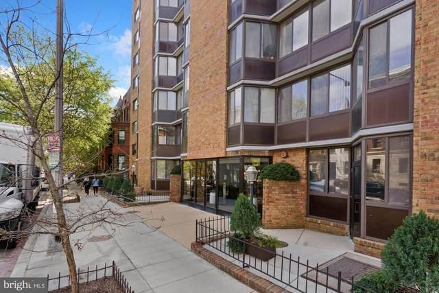 1718 P Street NW #605, WASHINGTON, DC 20036 (#DCDC517912) :: Crossman & Co. Real Estate
