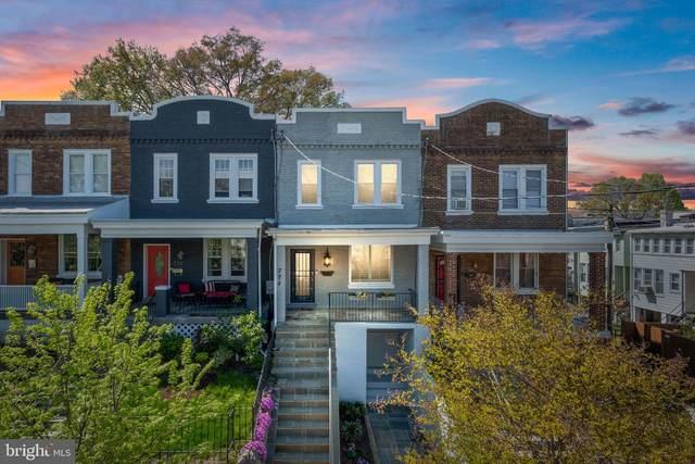 728 Farragut Street NW, WASHINGTON, DC 20011 (#DCDC517920) :: Crossman & Co. Real Estate