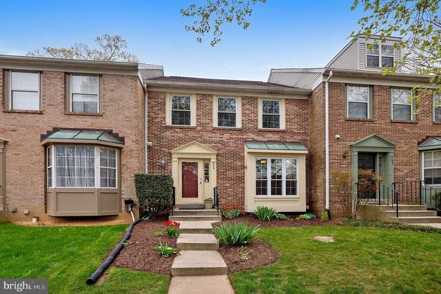 205 High Timber Court, GAITHERSBURG, MD 20879 (#MDMC754176) :: The Mike Coleman Team