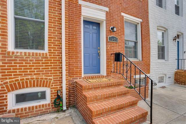1505 William Street, BALTIMORE, MD 21230 (#MDBA547828) :: ROSS | RESIDENTIAL