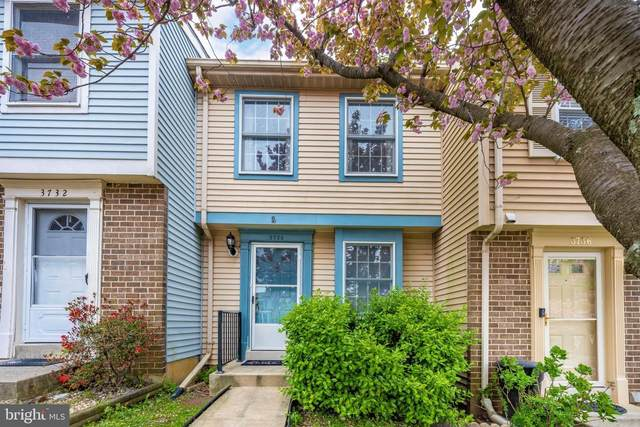 3734 Castle Terrace 120-142, SILVER SPRING, MD 20904 (#MDMC754180) :: Dart Homes