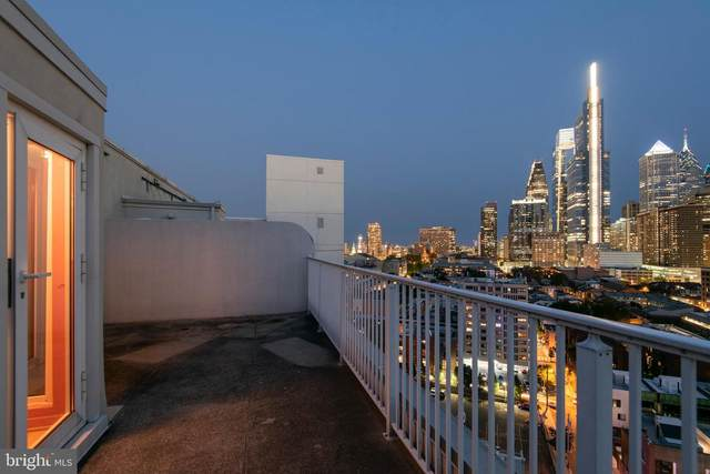 2301 Cherry Street Ph-16C, PHILADELPHIA, PA 19103 (#PAPH1008658) :: The Lux Living Group