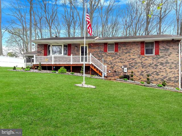 3450 Halter Road, WESTMINSTER, MD 21158 (#MDCR203954) :: ExecuHome Realty