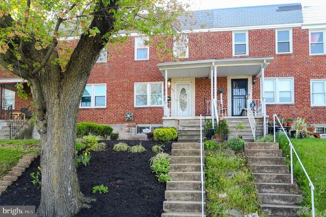 4002 Rexmere Road, BALTIMORE, MD 21218 (#MDBA547840) :: The Licata Group / EXP Realty