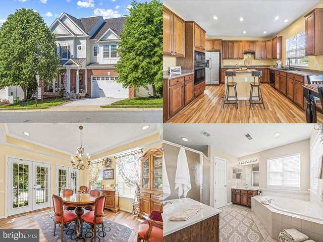 75 Carriage Hill Drive, FREDERICKSBURG, VA 22405 (#VAST231440) :: ExecuHome Realty