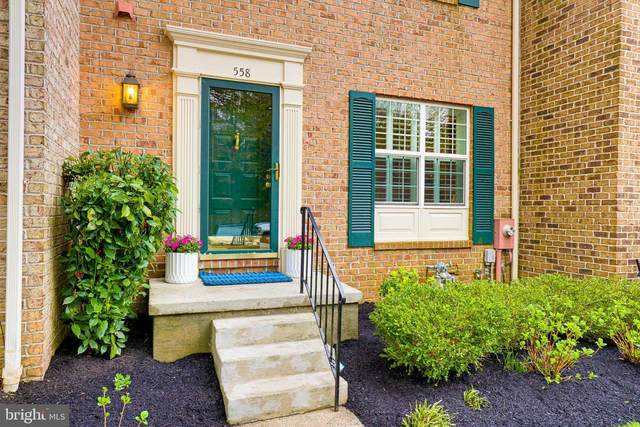 558 Kinsale Road, LUTHERVILLE TIMONIUM, MD 21093 (#MDBC526284) :: The Dailey Group