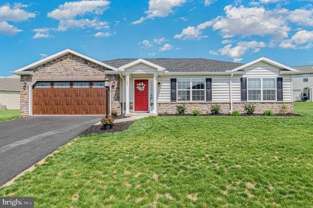 1154 Park Avenue, DILLSBURG, PA 17019 (#PAYK156816) :: TeamPete Realty Services, Inc