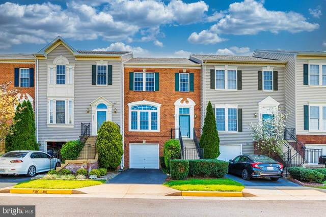 25552 Evans Square, CHANTILLY, VA 20152 (#VALO436202) :: ExecuHome Realty