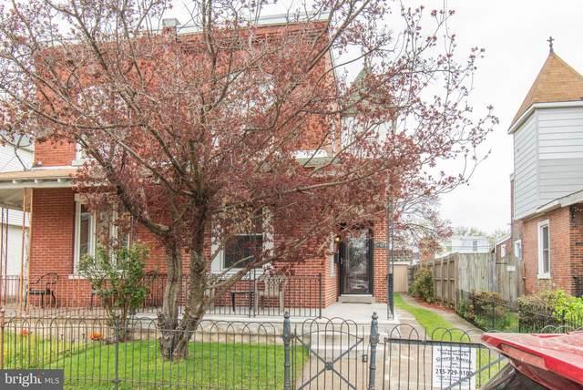 4815 Unruh Avenue, PHILADELPHIA, PA 19135 (#PAPH1008718) :: Jason Freeby Group at Keller Williams Real Estate