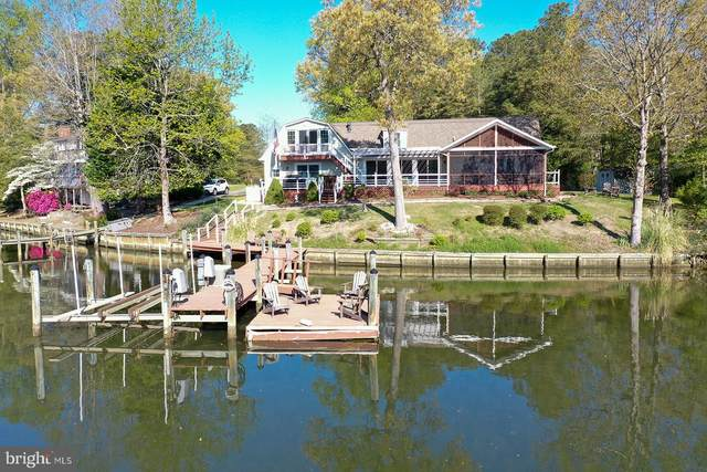 780 S Glebe Road, MONTROSS, VA 22520 (#VAWE118248) :: Peter Knapp Realty Group