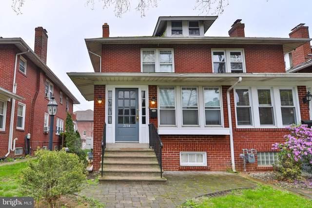 2134 W Allen Street, ALLENTOWN, PA 18104 (#PALH116538) :: REMAX Horizons
