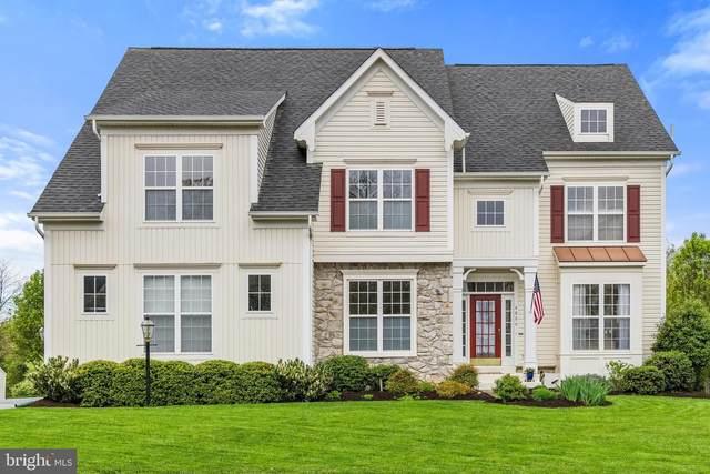 4086 Cray Drive, WARRENTON, VA 20187 (#VAFQ170134) :: Corner House Realty