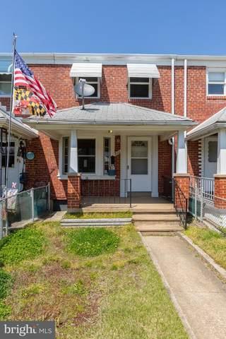 822 Middlesex Road, BALTIMORE, MD 21221 (#MDBC526304) :: Dart Homes