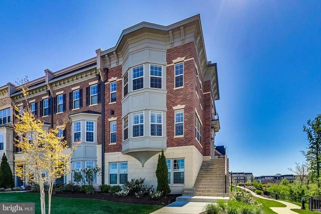 600 Fairwinds Way #259, OXON HILL, MD 20745 (#MDPG603762) :: Certificate Homes