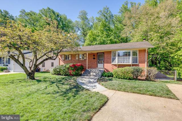 10113 Blue Coat Drive, FAIRFAX, VA 22030 (#VAFC121346) :: Corner House Realty