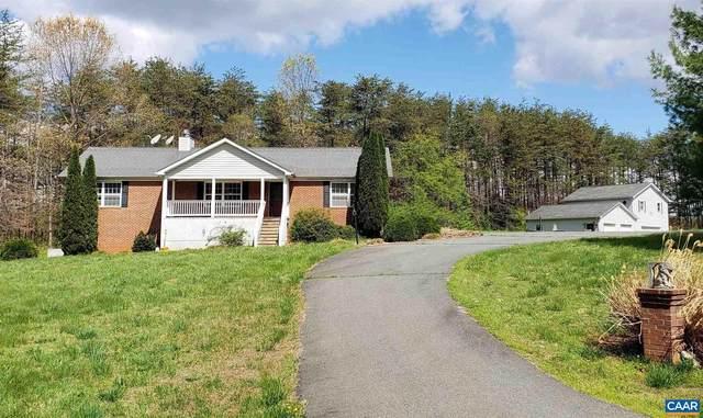 2387 Lindsay Rd, GORDONSVILLE, VA 22942 (#616390) :: Jennifer Mack Properties