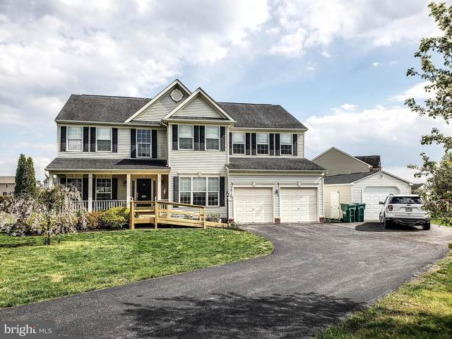 3810 Rolling Hills Drive, GREENCASTLE, PA 17225 (#PAFL179364) :: Advon Group