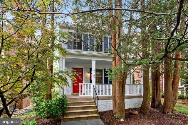 6139 30TH Street NW, WASHINGTON, DC 20015 (#DCDC517980) :: Dart Homes