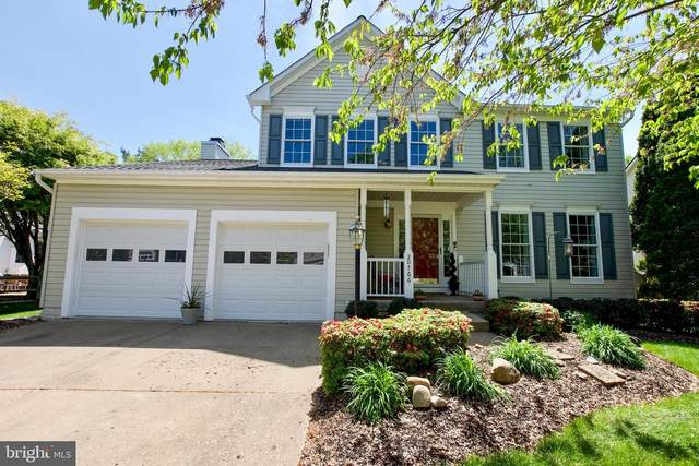 20766 Riverbirch Place, STERLING, VA 20165 (#VALO436218) :: The Lutkins Group