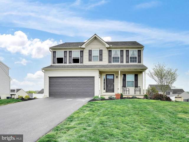 315 Torrey Pines Drive, MOUNT WOLF, PA 17347 (#PAYK156844) :: The Heather Neidlinger Team With Berkshire Hathaway HomeServices Homesale Realty