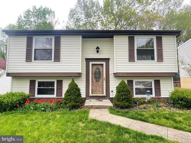 8416 Great Lake Lane, SPRINGFIELD, VA 22153 (#VAFX1195036) :: Better Homes Realty Signature Properties