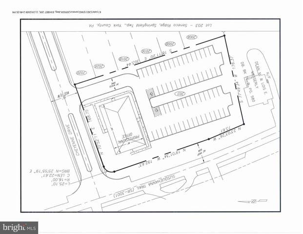 0 Cheyenne Drive Lot 203, YORK, PA 17403 (#PAYK156856) :: The Team Sordelet Realty Group