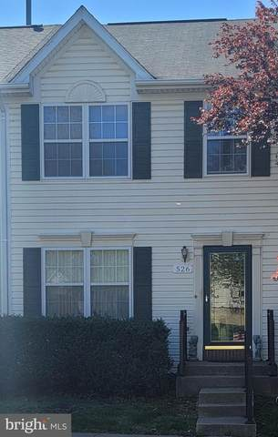 526 Highland Towne Lane, WARRENTON, VA 20186 (#VAFQ170140) :: Dart Homes