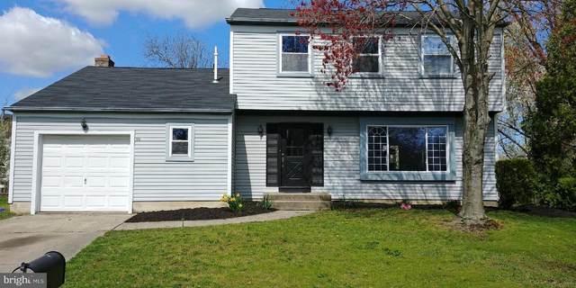 105 Meadowview Circle, MARLTON, NJ 08053 (#NJBL395882) :: Scott Kompa Group
