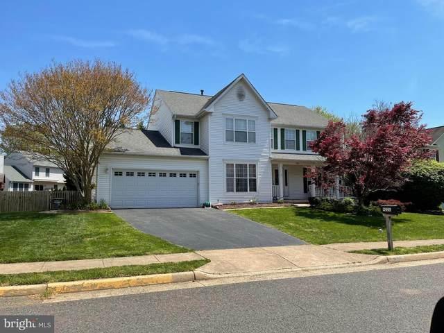 9221 Matthew Drive, MANASSAS PARK, VA 20111 (#VAMP114732) :: Dart Homes