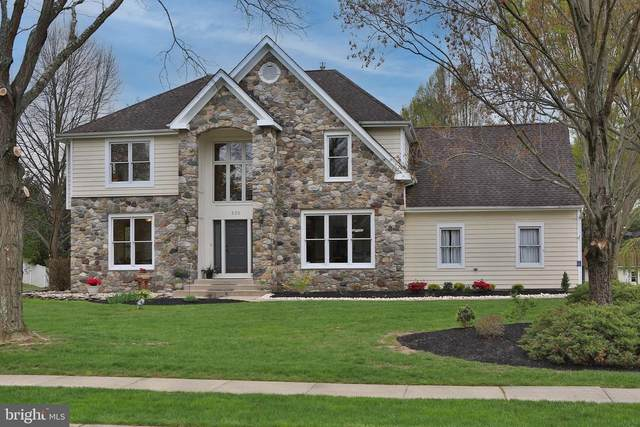 536 Heatons Mill Drive, LANGHORNE, PA 19047 (#PABU525308) :: ExecuHome Realty