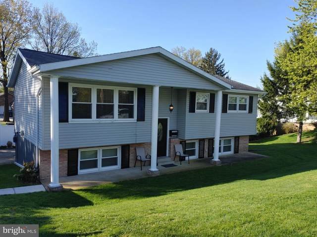 349 Regent Street, CAMP HILL, PA 17011 (#PACB134102) :: The Heather Neidlinger Team With Berkshire Hathaway HomeServices Homesale Realty