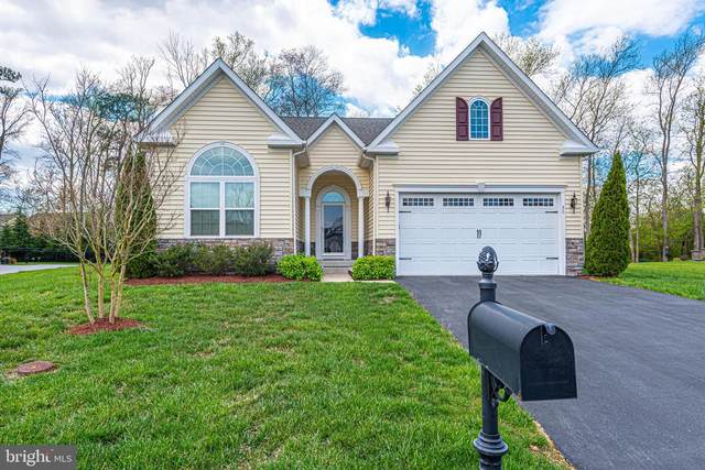 80 Fairway Drive, OCEAN VIEW, DE 19970 (#DESU181428) :: RE/MAX Main Line