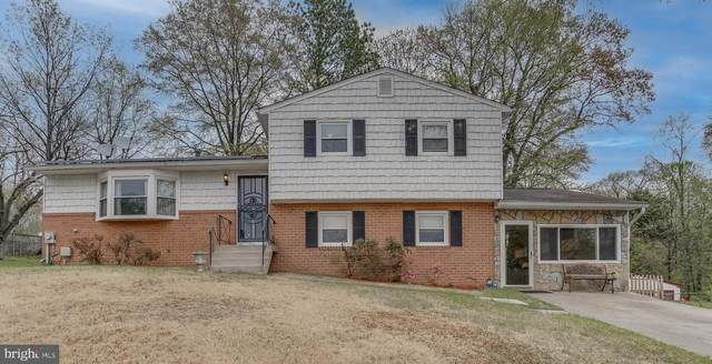 4016 Hillwood Court, BELTSVILLE, MD 20705 (#MDPG603812) :: Advon Group