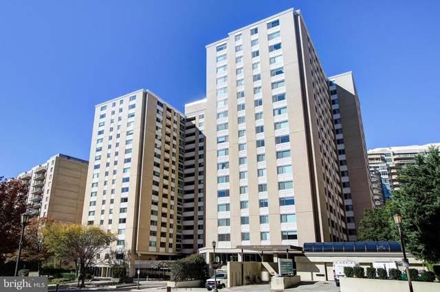 4601 N Park Avenue #105, CHEVY CHASE, MD 20815 (#MDMC754282) :: Dart Homes