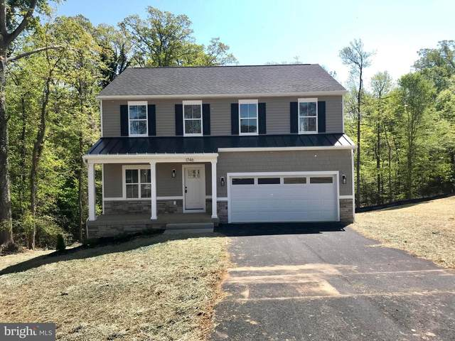 1746 Greenway Drive, FREDERICKSBURG, VA 22401 (#VAFB118948) :: The Riffle Group of Keller Williams Select Realtors