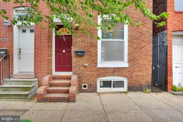 127 Ann S, BALTIMORE, MD 21231 (#MDBA547936) :: The Riffle Group of Keller Williams Select Realtors