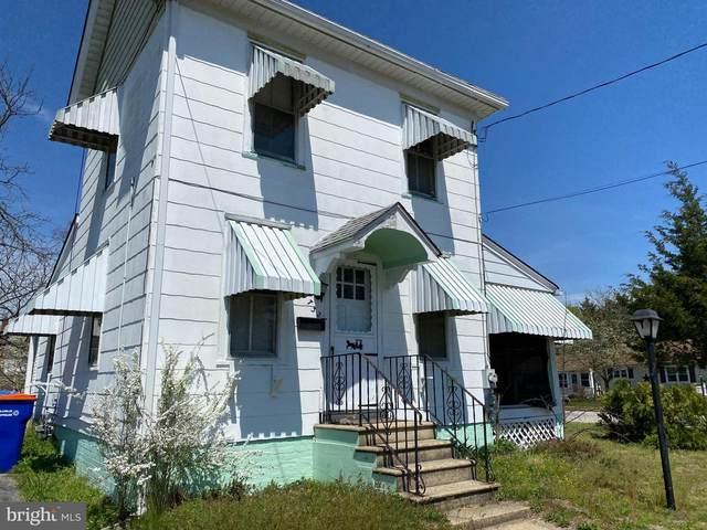 720 Pine Street, MILLVILLE, NJ 08332 (#NJCB132380) :: Rowack Real Estate Team