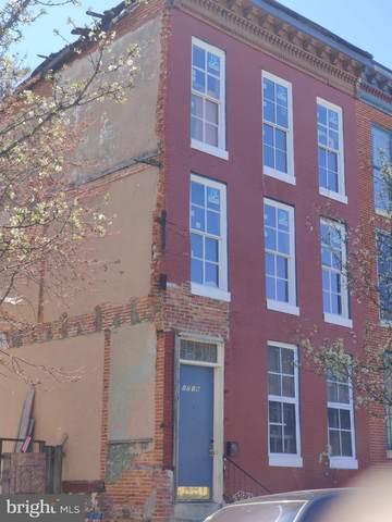 1719 Hollins Street, BALTIMORE, MD 21223 (#MDBA547946) :: Advon Group