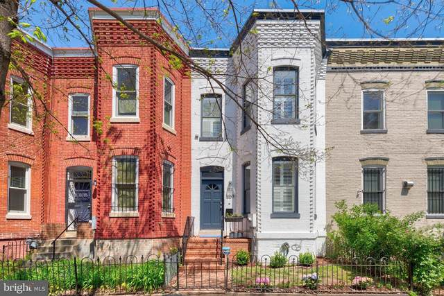 1203 W Street NW, WASHINGTON, DC 20009 (#DCDC518082) :: Certificate Homes
