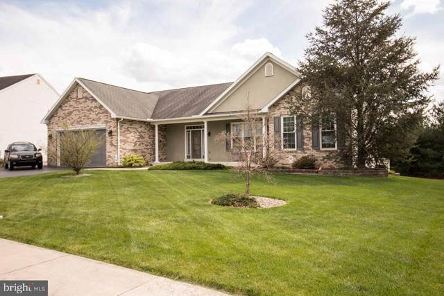 179 Dogwood Drive, BERNVILLE, PA 19506 (#PABK376290) :: ExecuHome Realty