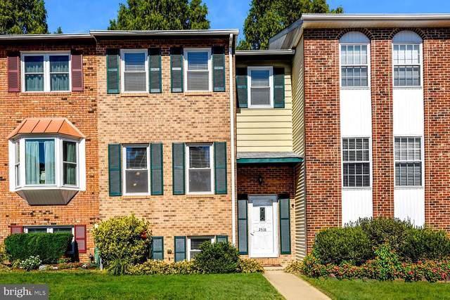 2518 Vineyard Lane, CROFTON, MD 21114 (#MDAA465732) :: Bruce & Tanya and Associates