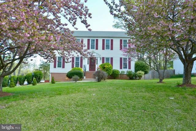613 Winterberry Drive, FREDERICKSBURG, VA 22405 (#VAST231472) :: Debbie Dogrul Associates - Long and Foster Real Estate