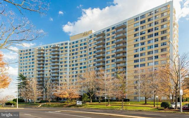301 N Beauregard Street #514, ALEXANDRIA, VA 22312 (#VAAX258734) :: The Putnam Group
