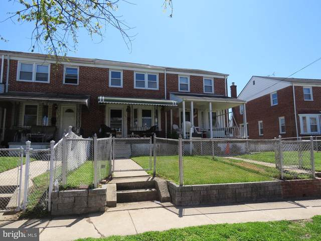 1921 Codd Avenue, BALTIMORE, MD 21222 (#MDBC526372) :: SURE Sales Group