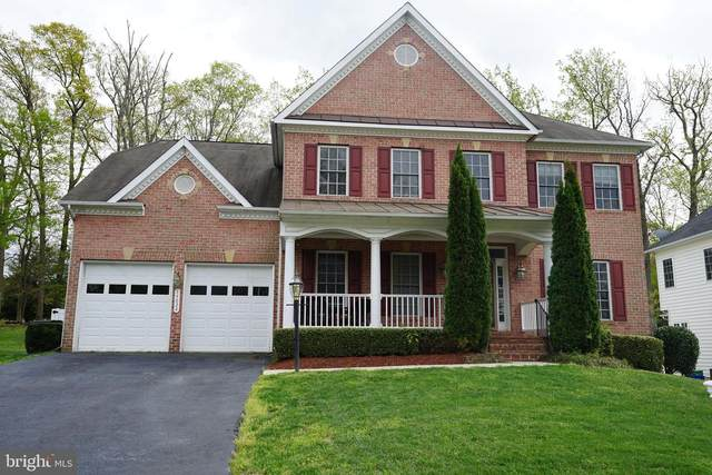14024 Baneberry Circle, MANASSAS, VA 20112 (#VAPW520432) :: The Miller Team