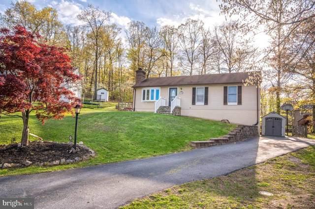 1354 Baron Place, FRONT ROYAL, VA 22630 (#VAWR143378) :: Advance Realty Bel Air, Inc