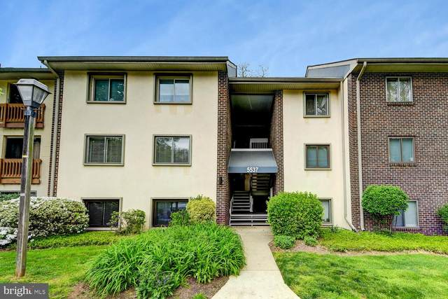 5537 Green Mountain Circle #3, COLUMBIA, MD 21044 (#MDHW293414) :: Corner House Realty
